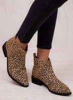 Urge Cheetah Flick Boots