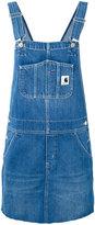 Carhartt short dungaree dress - women - Cotton/Polyester - L