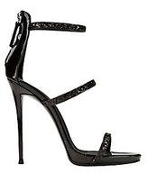 Giuseppe Zanotti Coline Strappy Glitter Sandals