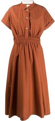 Paul Smith Elasticated Waist Shirt Dress