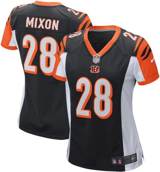 Nike Women's Joe Mixon Black Cincinnati Bengals Game Jersey
