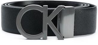 Calvin Klein logo belt