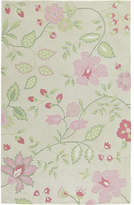 Birch Lane Kids Trailing Vines Pink Rug Rug