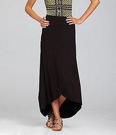 Chelsea & Violet Petal Maxi Skirt