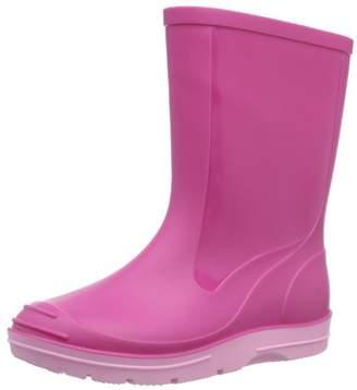 Beck Basic 486, Girls Slip Boot, Pink (Pink 06), 30 EU