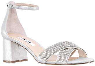 Nina Nolita Block Heel Sandals Women Shoes