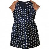 Paul & Joe Sister Blue Silk Dress for Women