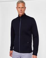 Ted Baker Neoprene bomber jacket