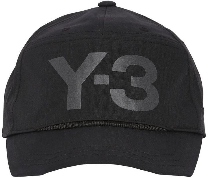 Y-3 Nylon Baseball Cap