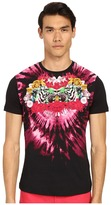 Versace Psychadelic Tie-Dye T-Shirt