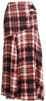 Free People SEASON OF THE WIND Maxi skirt black