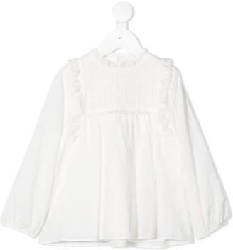 Marie Chantal Farrow blouse