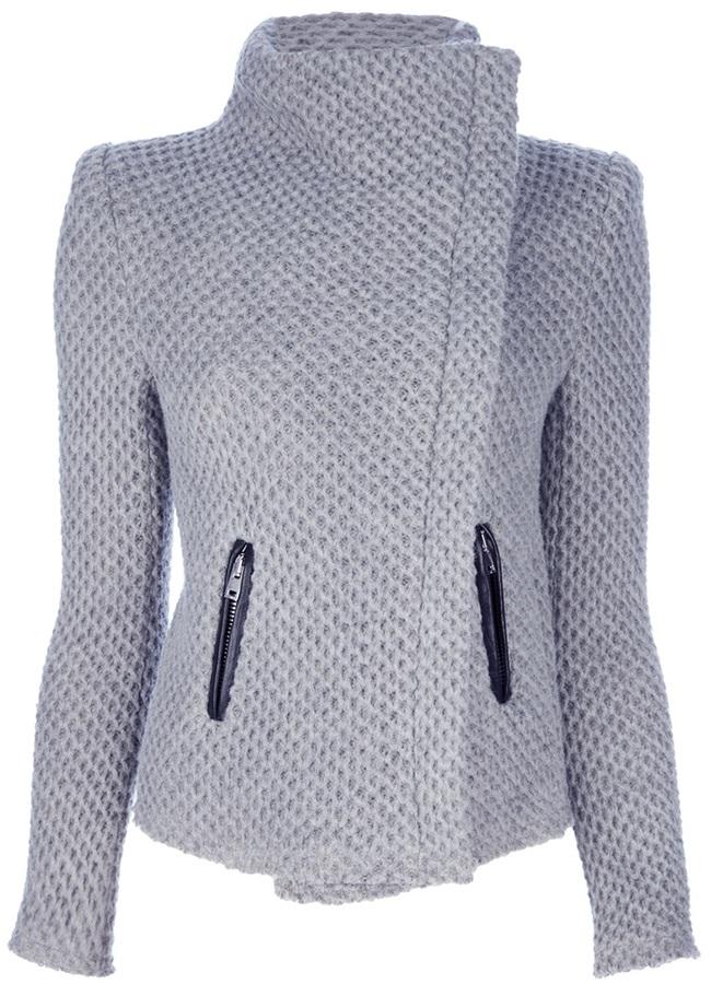 IRO wool fitted jacket