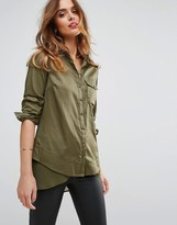 Sisley Shirt in Longline