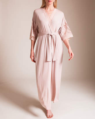 Woolrich Paladini Couture Frastaglio Flavia Long Robe