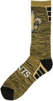 For Bare Feet New Orleans Saints Jolt Socks