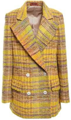 Missoni Double-breasted Tweed Blazer