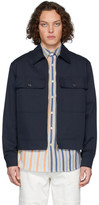 J.W.Anderson Navy Workwear Jacket