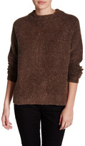 Willow & Clay Mock Neck Pullover Sweater