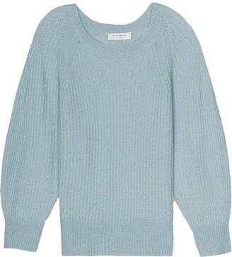 Equipment Kristine ribbed-knit jumper