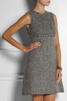 Dolce & Gabbana Herringbone wool dress