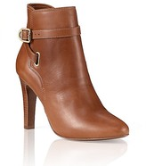 Tory Burch Leather Amarina Bootie