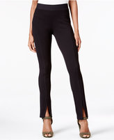 Rachel Roy Split-Hem Pull-On Leggings
