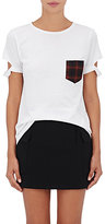 Helmut Lang Women's Cotton T-Shirt-WHITE