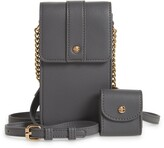 Thumbnail for your product : Mali & Lili Vegan Leather Phone Crossbody Bag
