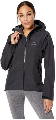 Arc'teryx Zeta SL Jacket (Black) Women's Coat