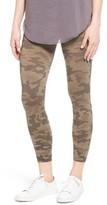 Women's Spanx Camo Crop Shaper Leggings