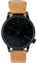 Komono Cognac Winston Regal Watch