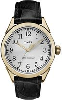 Timex Men's Briarwood Terrace Leather Watch