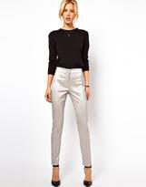 Asos Skinny Crop Trousers