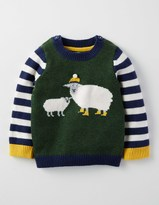 Boden Logo Sweater
