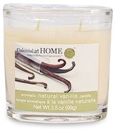 Colonial At Home Vanilla Cream Oval Jar Candle 3.5 Oz.