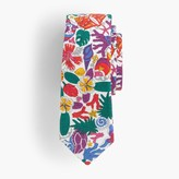 J.Crew Boys' cotton tie in Liberty® floral