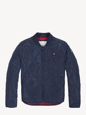 Tommy Hilfiger Quilted Star Logo Jacket
