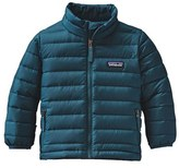 Patagonia Infant Boy's Water Resistant Down Insulated Sweater Jacket