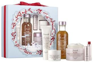 Fresh Rose Hydration Skincare Gift Set