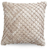 Hotel Collection Knotted Panel Cushion
