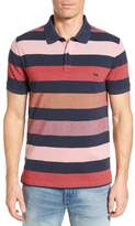 Rodd & Gunn Hutt Valley Stripe Pique Polo