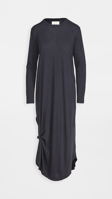 The Great Long Sleeve Side Knot Dress