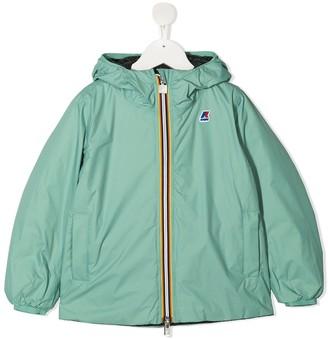 K Way Kids Padded Zip Jacket