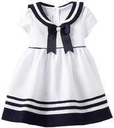 Bonnie Jean Girls 2-6X Nautical Dress