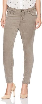 Jag Jeans Women's Petite Petite Mera Skinny Ankle Jean in Waffle Knit Denim
