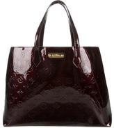 Louis Vuitton Vernis Wilshire MM