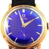 Omega Automatic Dark Blue Dial