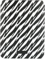 DSQUARED2 zebra print iPad case