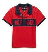Tommy Hilfiger Little Boy's Signature Polo
